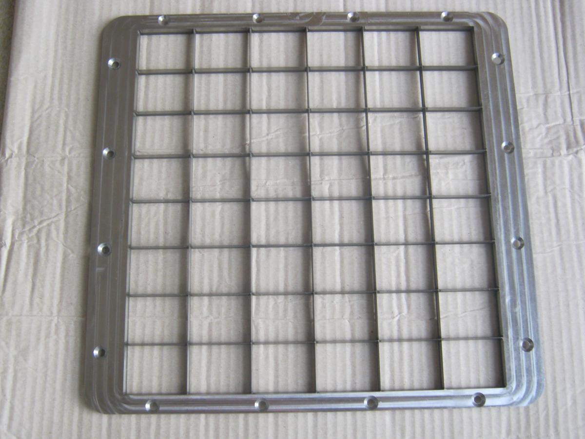 elektrodrazenie ramka kwasoodporna 05 - Produkcja detali