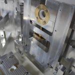 holder aluminium frezowanie CNC 08 150x150 - Prace ślusarskie