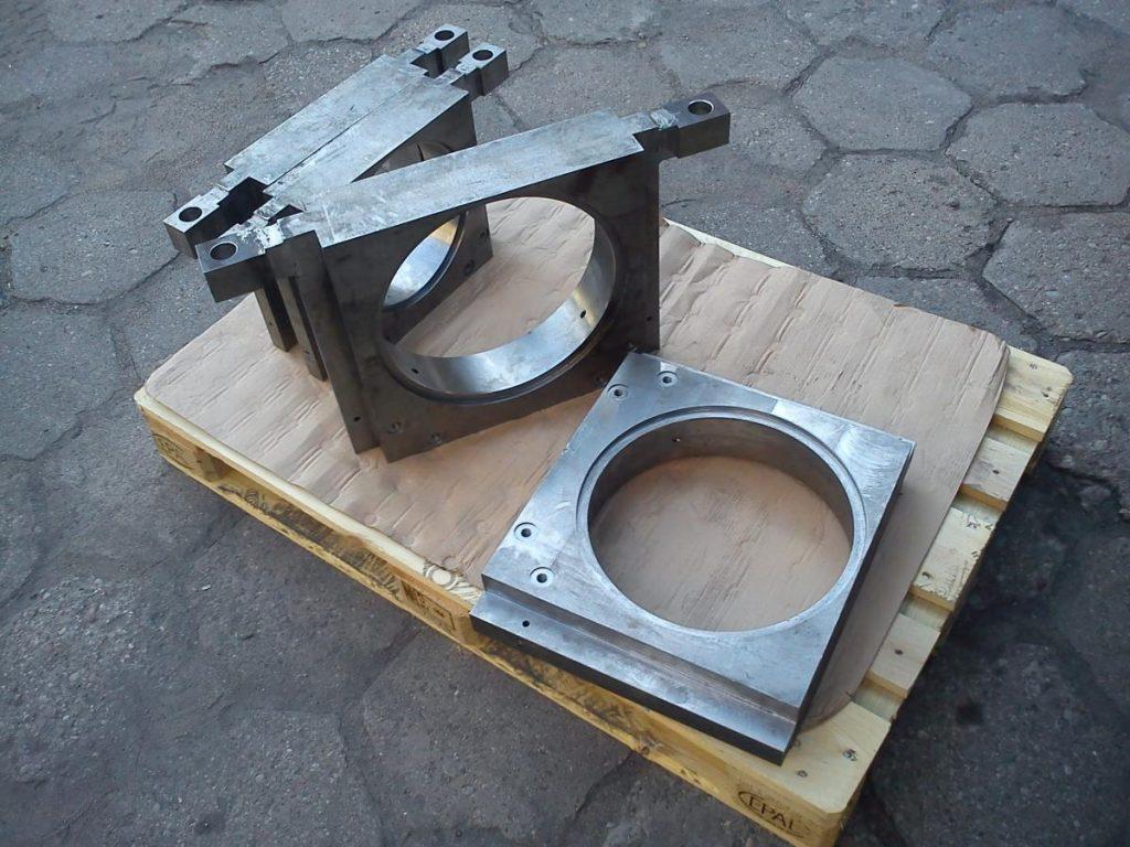 kasety lozysk frezowanie CNC 01 1024x768 - Kasety obudowy łożysk