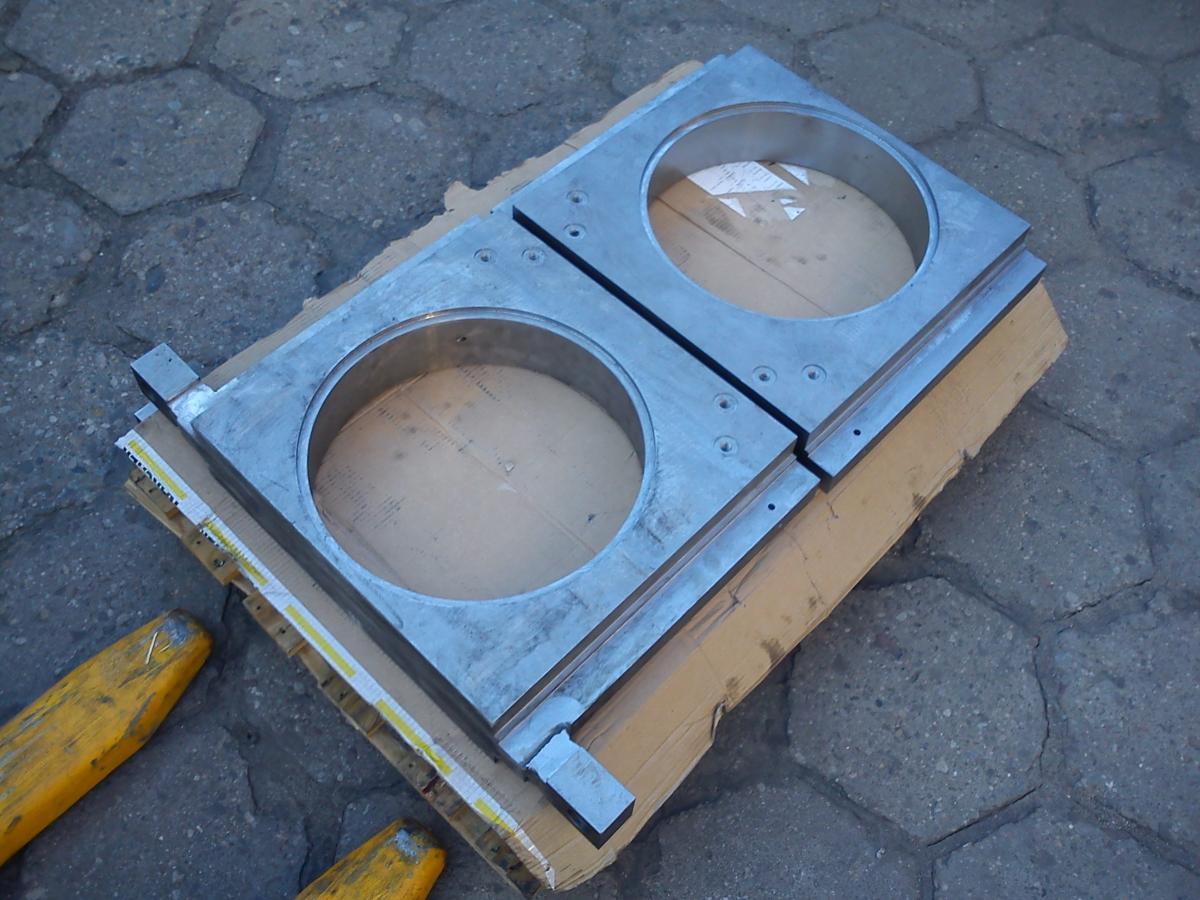kasety lozysk frezowanie CNC 03 - Produkcja detali