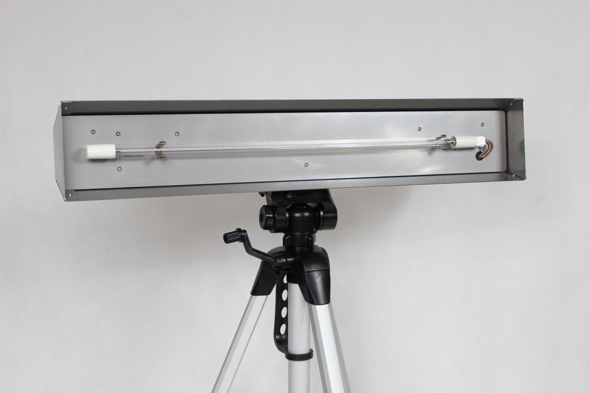 lampa uv sterylizacji 02 - Realizacje detale, elementy maszyn i urządzeń, urządzenia